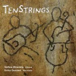Cd Ten Strings Front